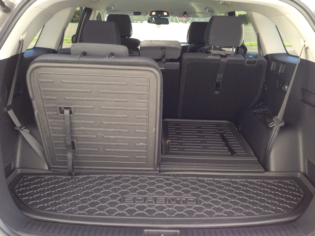 All Weather Cargo Liner For 7 Passenger Page 3 Kia Forum