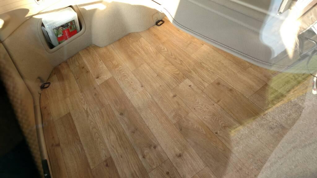 All Years Hardwood Trunk Floor Subaru Forester Owners