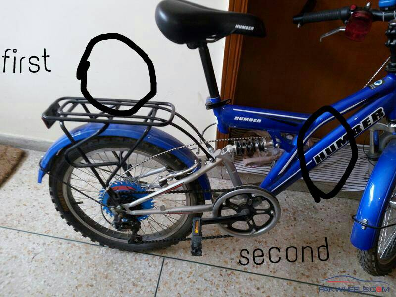 Guidance needed for fitting engine to bicycle - aa77c2fafb51db5e93dd55a9e43eac77