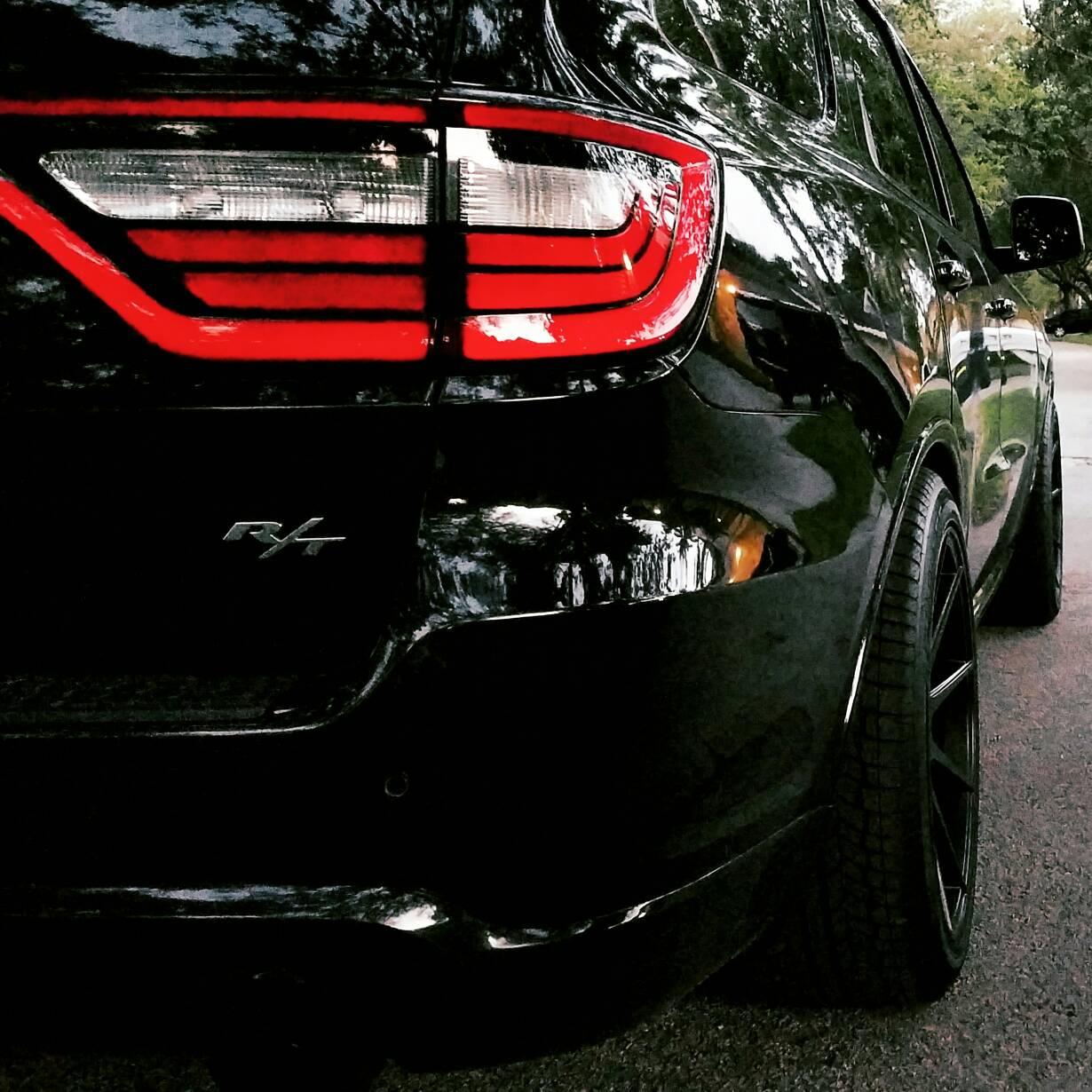 2016 Dodge Durango Suspension: Lowered 15' RT Feedback?