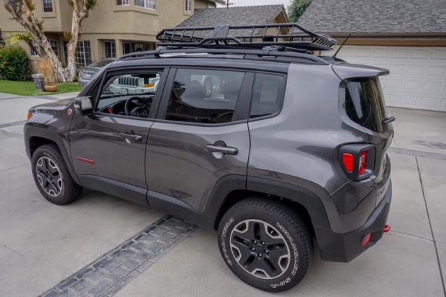 Jeep Renegade Roof >> Rhino rack   ToasterJeep - Jeep Renegade Forum