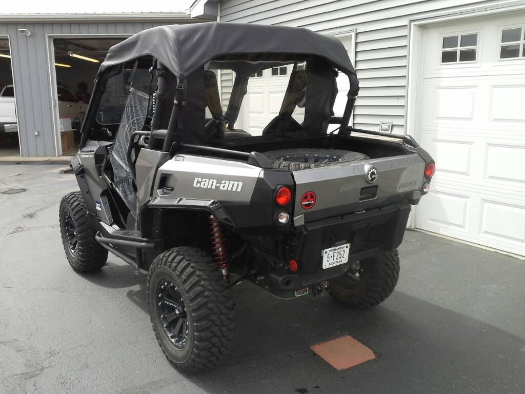 2012 Commander Xt for sale in Colorado - Can-Am Commander ...