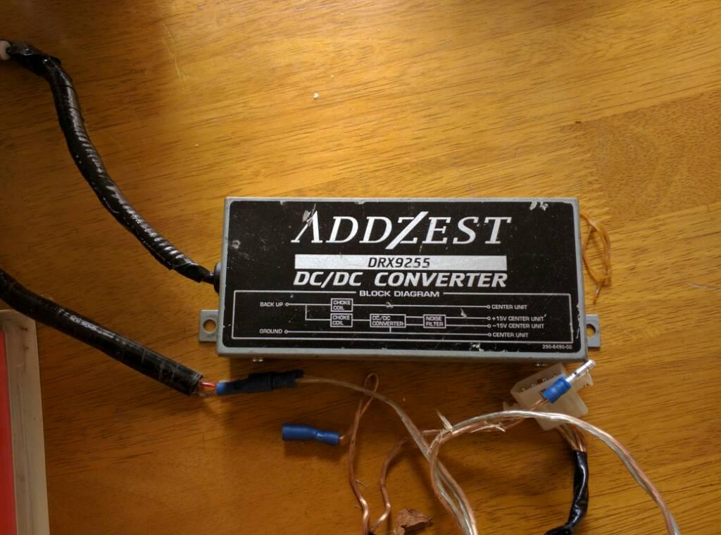 addzest drx9255 dc dc converter oz audio passive crossovers car rh diymobileaudio com Manual Transmission Stereo Manual Transmission Stereo Mitsubishi