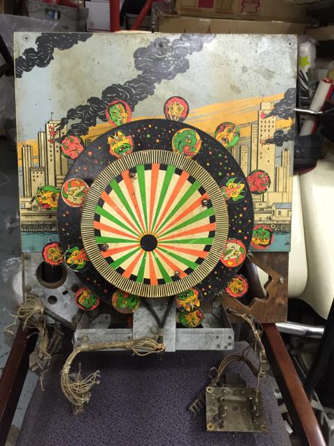 Professional roulette wheel
