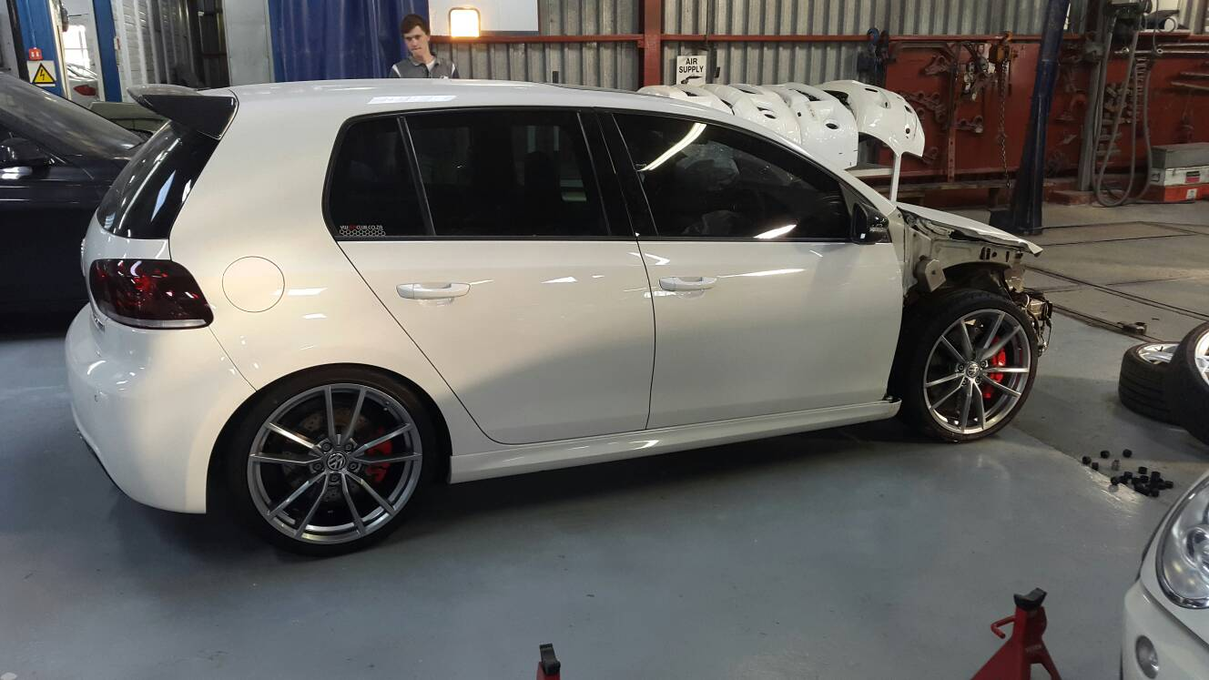 My Candy White Vw Golf 6 R Page 51 The Volkswagen