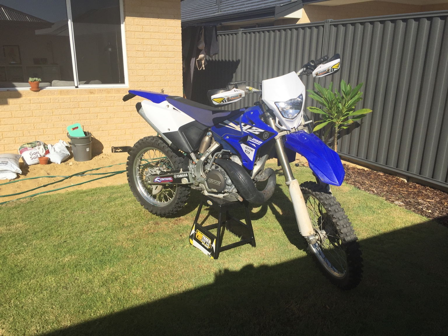 For Sale 2005 Yz250wr