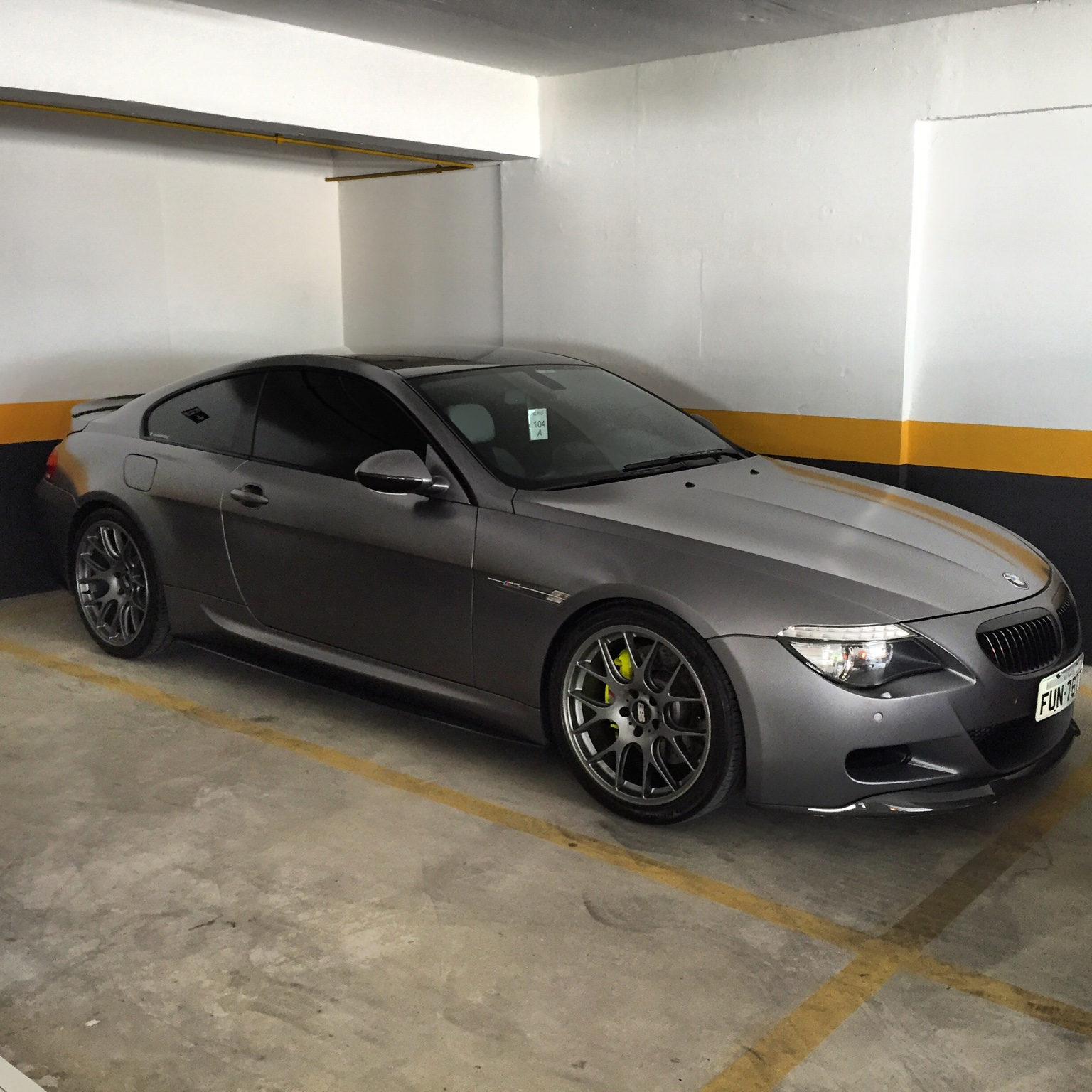 Bmw M6: BMW M6 Competition Edition 15/100 2010