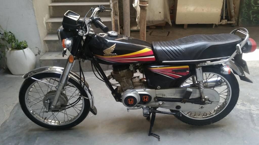 Honda CG 125 Euro 2 Problems - 6a59b4da5f2153804bfdac95c1d96825