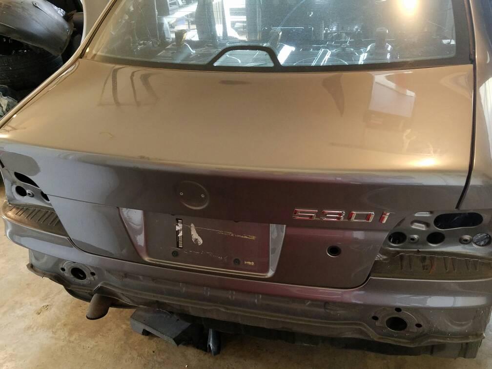 E39 2002 Bmw 530i M E39