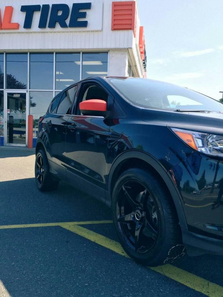 escape ford klasse gt4 motorsport rims wheels wheel inch rim tires tapatalk sm 18x8 thread sent using starter custom tire