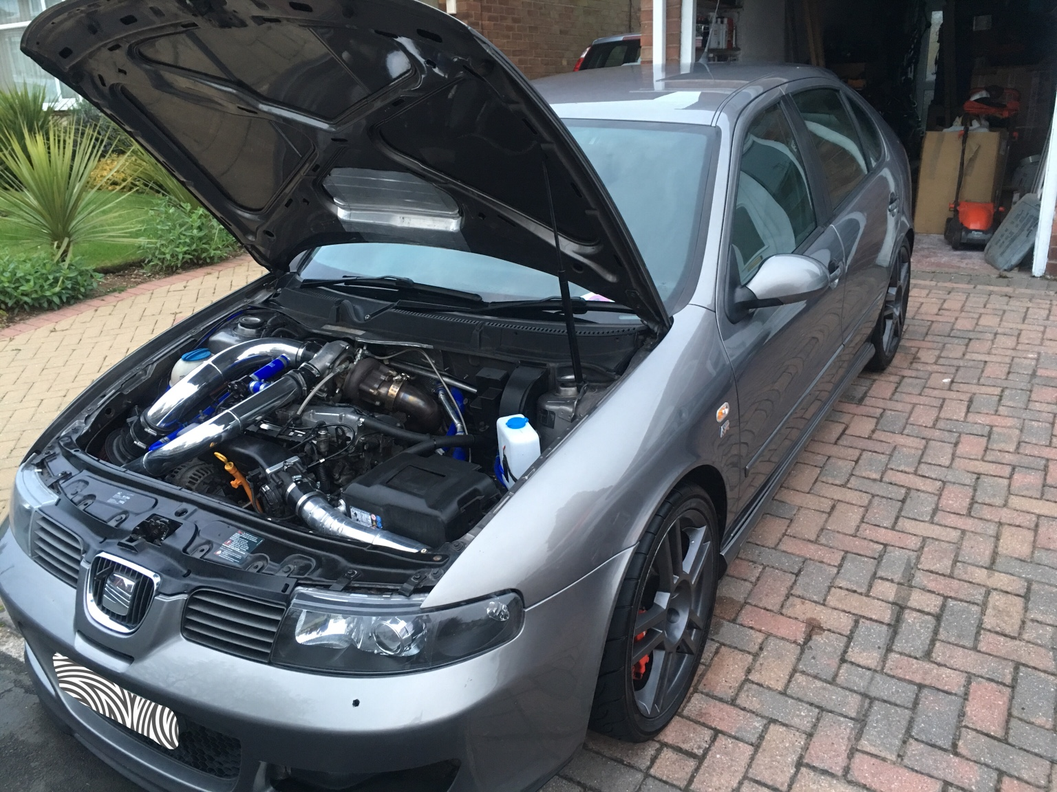 Mk1 Leon Cupra R 225 Garrett Gtx2867r Build Seatcupra Net Forums