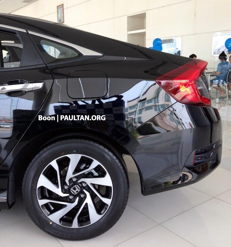10th Generation Civic Exclusive Pakistan Launch - 956119ae14d8b3da52d64eca7fd67158