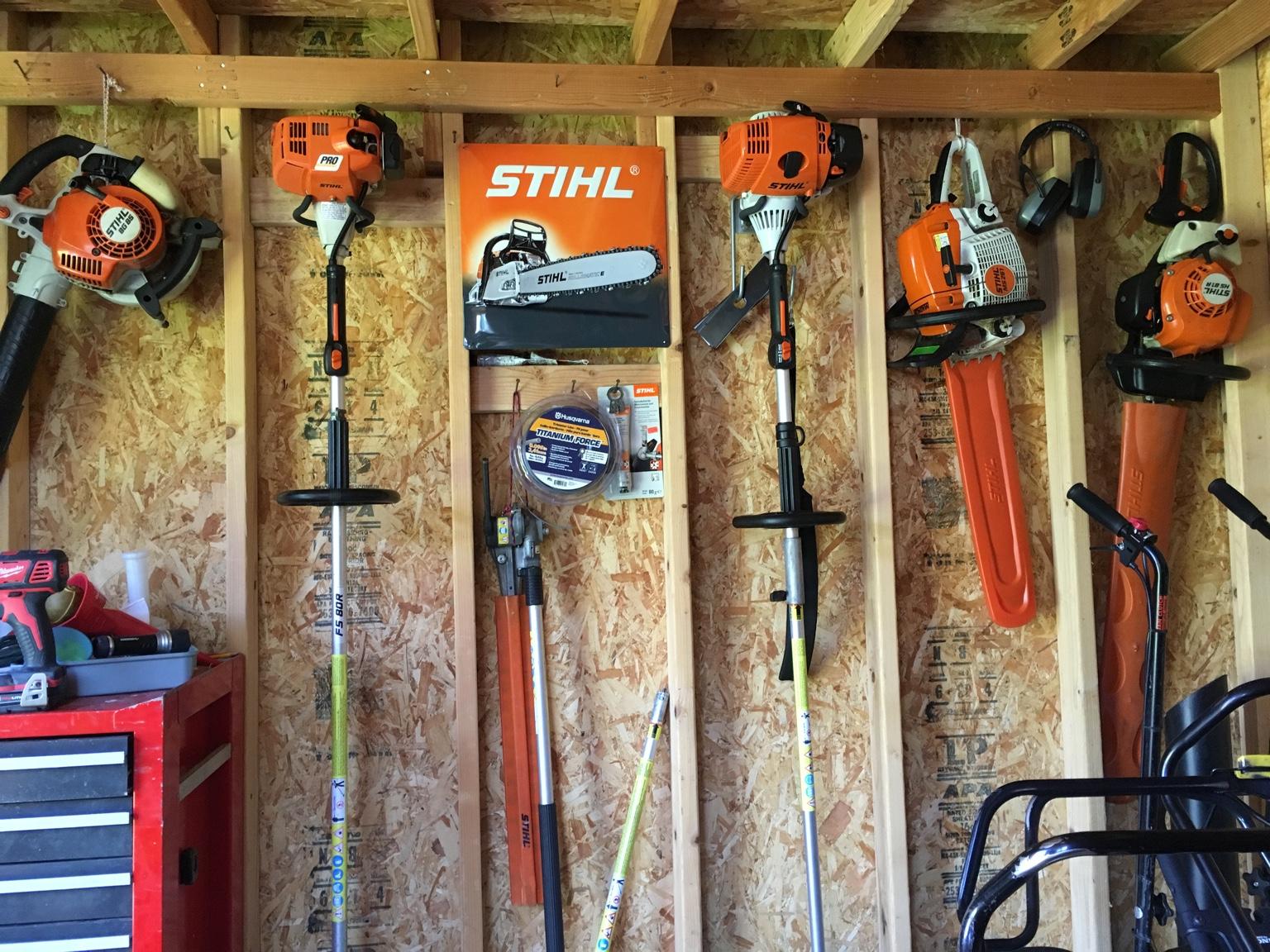 Stihl wall of fame!   Arboristsite.com