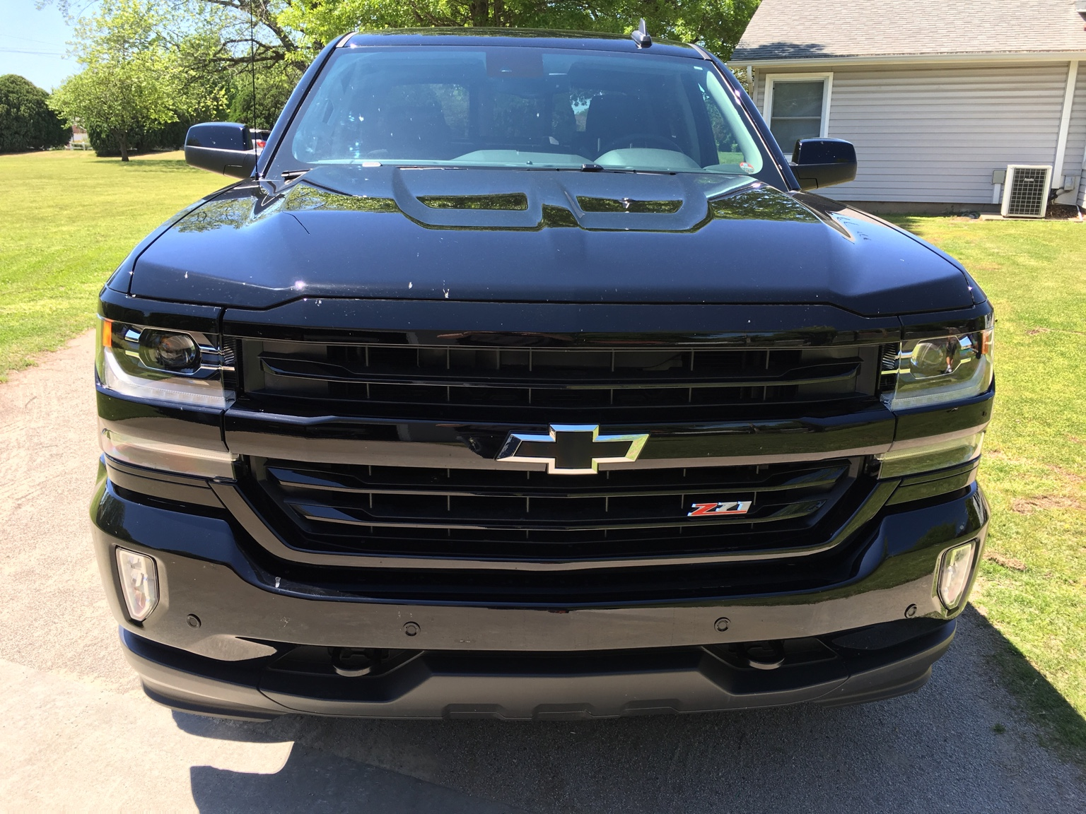 b1gted 39 s 2016 z71 ltz 4x4 midnight edition silverado vehicle builds gm. Black Bedroom Furniture Sets. Home Design Ideas