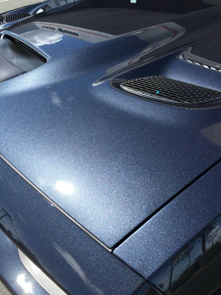 Pics Of Maximum Steel Metallic Dodge Challenger Forum