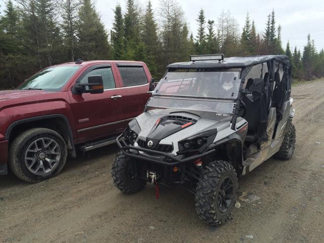 Newfoundland Riding Can Am Commander Forum