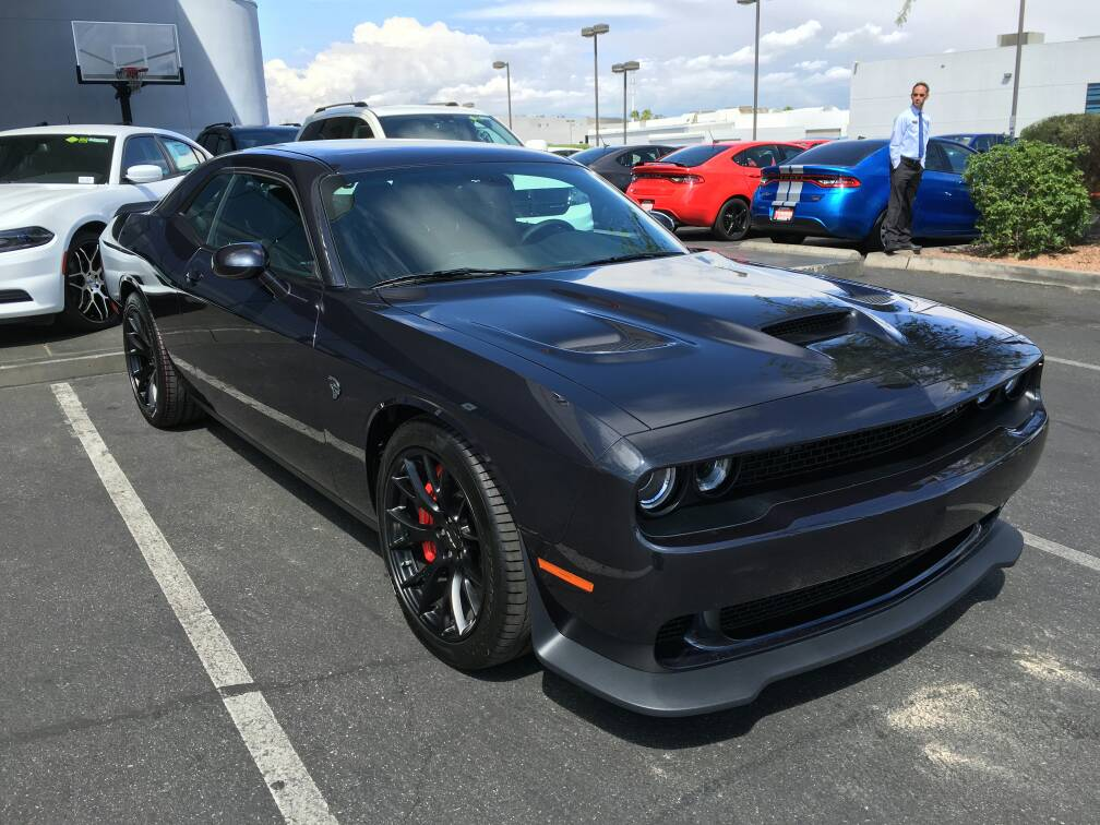 Pics Of Maximum Steel Metallic Dodge Challenger Forum