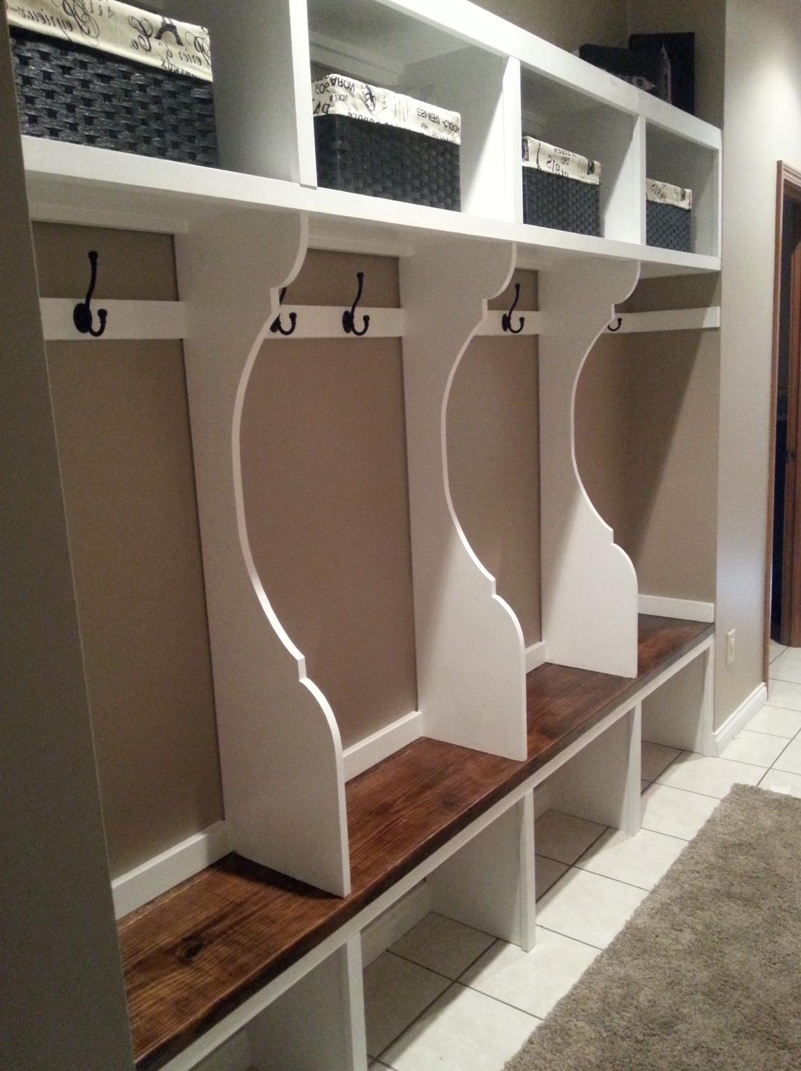 Mud Room Locker Height Finish Carpentry Contractor Talk