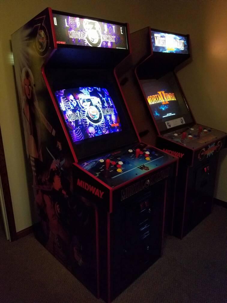 Ultimate Mortal Kombat 3 Restoration - KLOV/VAPS Coin-op