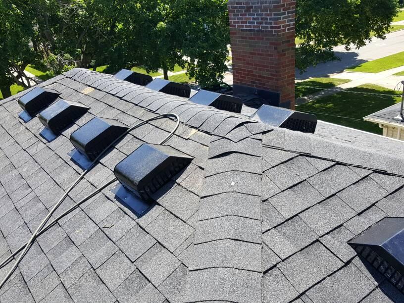 Proper Hip Roof Ventilation Roofing Contractor Talk