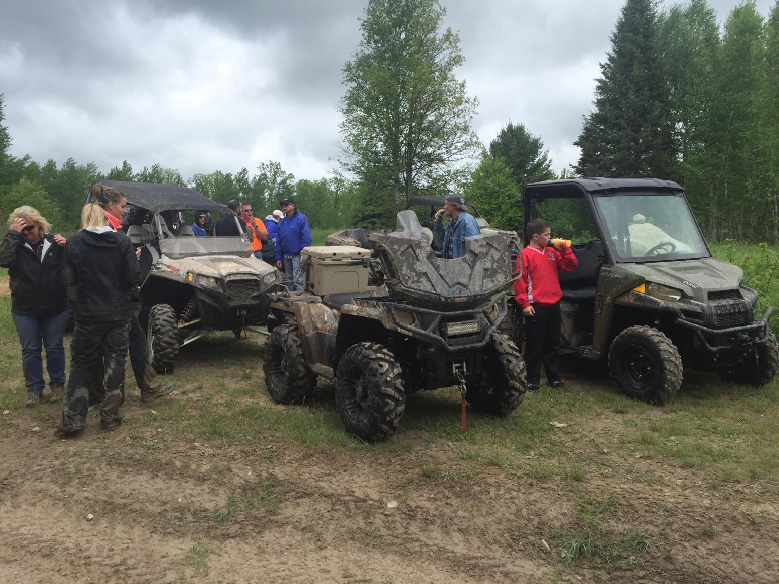 Belt constantly getting wet    - Polaris ATV Forum