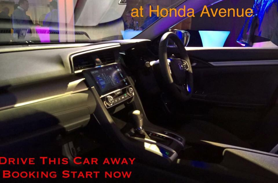 10th Generation Civic Exclusive Pakistan Launch - 0d836211b3a088972c56fb3268cd0894