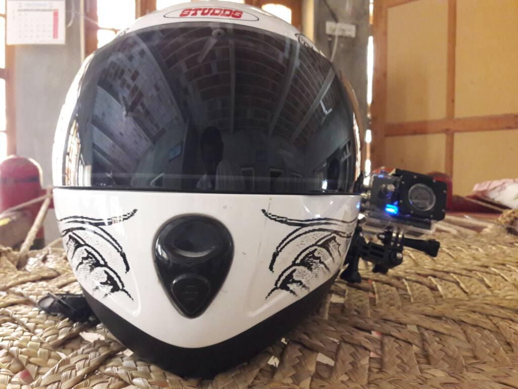 Helmet cam (SJcam 5000 wifi) - a9984dfff569384b3110e735c25066e8