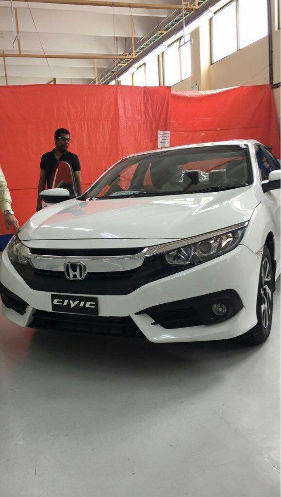10th Generation Civic Exclusive Pakistan Launch - 4dda436569fb18f223afddf8a1f6ed9c