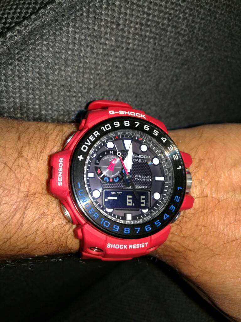 G Shock Gravity Master Opinions Casio Ga 1100 1a3 Click This Bar To View The Original Image Of 693x924px