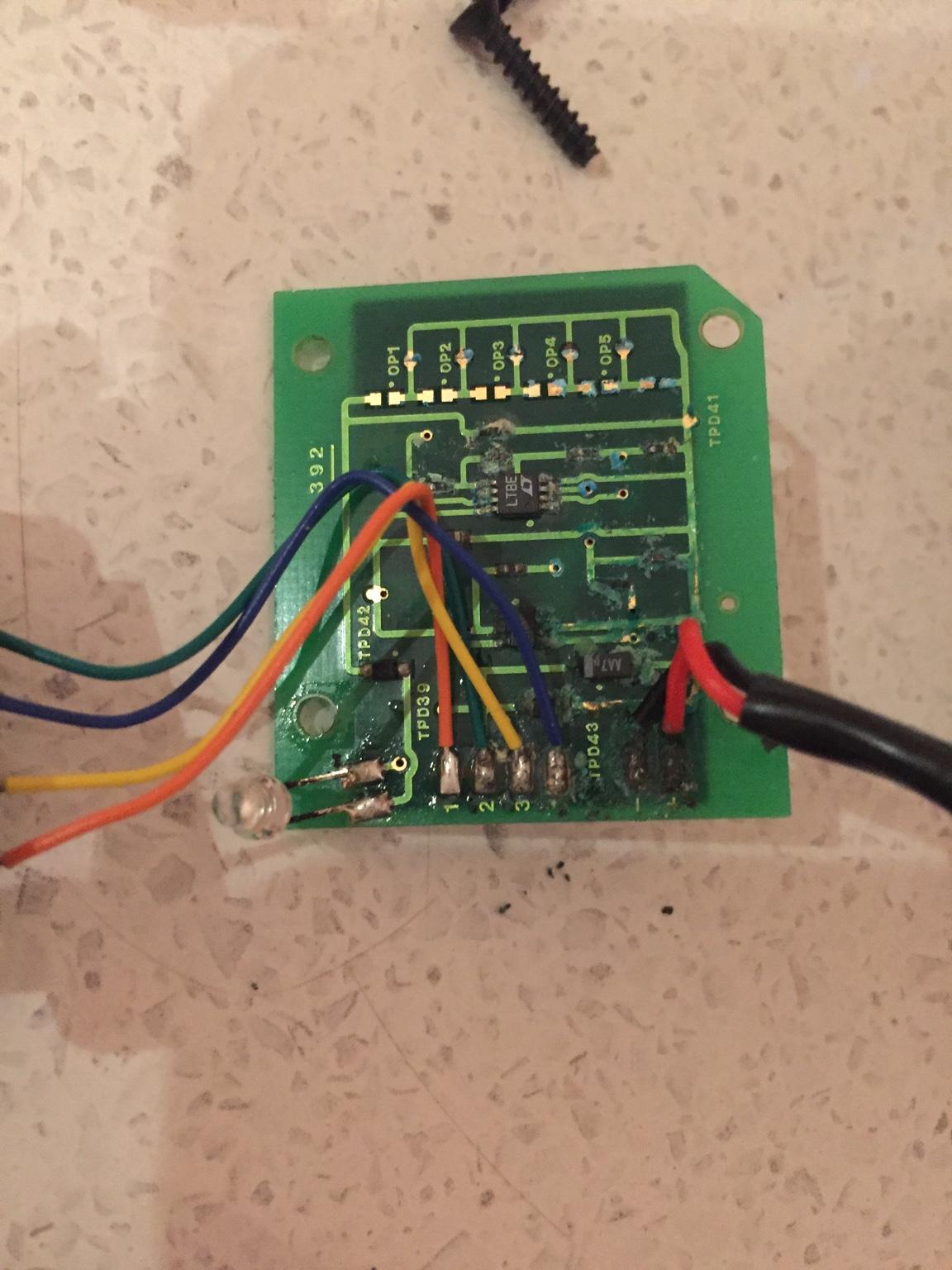 Citizen Hyper Aqualand Nx- D716 Charging Module Help