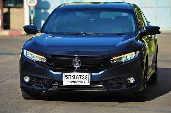 10th Generation Civic Exclusive Pakistan Launch - 13c5946167f9c94d1236574aed12045a