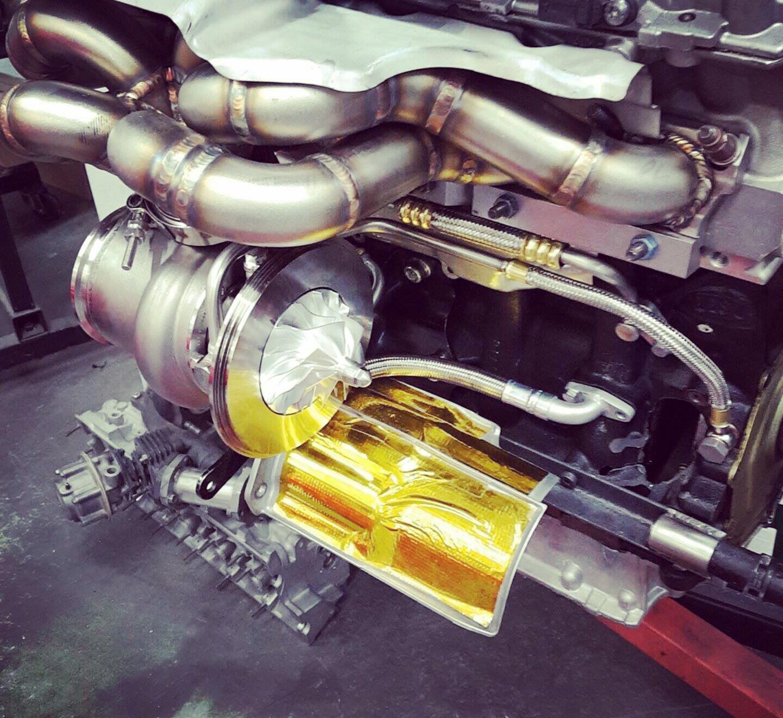 Audi TT RS Stage 3 Build - MRC x Iroz Motorsport | Audi-Sport net