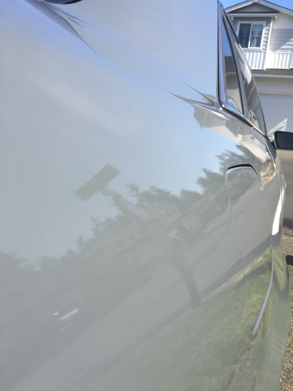 Wrapping the B5 in Avery Sw900 dark gloss grey - Page 4