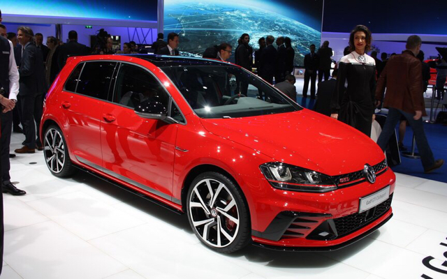 Vwvortex Com What Do You Think Of The Gti Clubsport Wheels