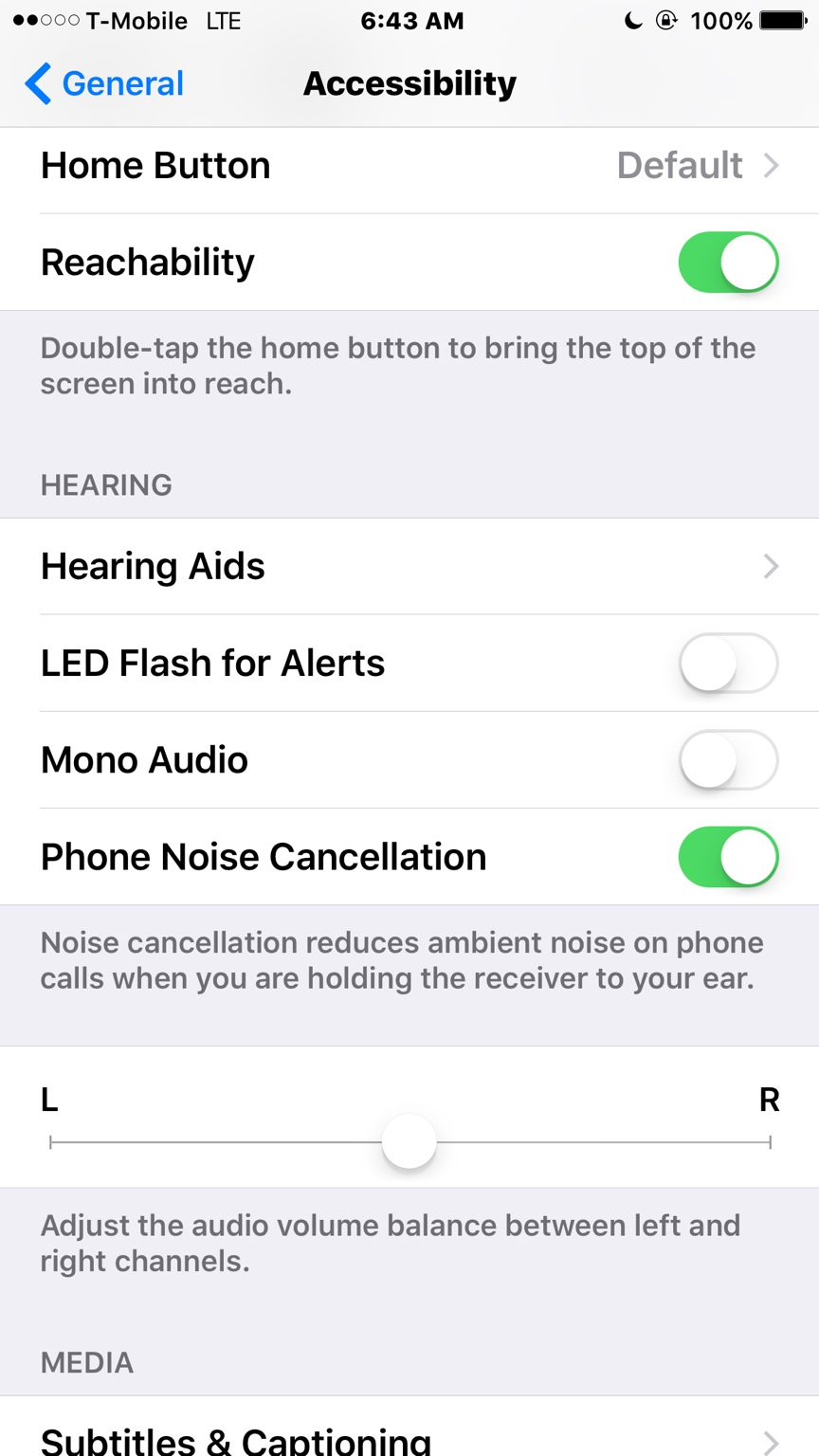 why isn 39 t my iphone 6s light not coming on when i get a message led iphone ipad ipod. Black Bedroom Furniture Sets. Home Design Ideas
