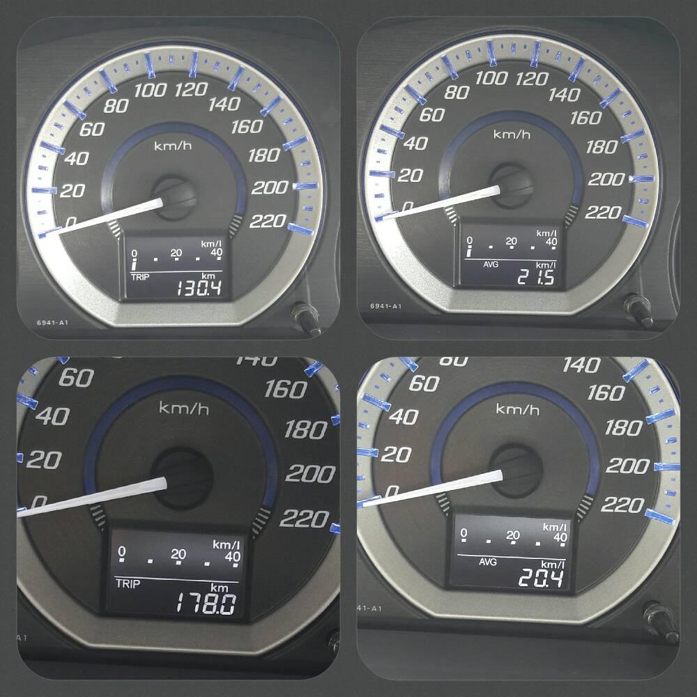Honda City Aspire 1.3 Mileage Problem - 07a5e41a41554a974da24545b0381b2d