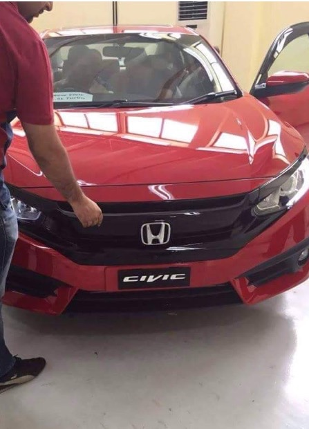 10th Generation Civic Exclusive Pakistan Launch - 5f077fa4b66397ecabdce7a119ddb6dc