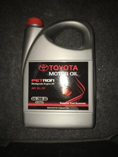 Oil for Corolla GLI 2009 - f99350b3ba7a3b709588e49097d112d0