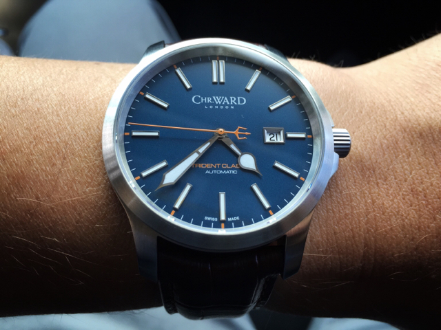chr ward c65 trident classic le