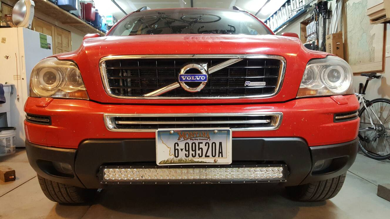 I Bought An R Design Large Emblem Grille From Steingold