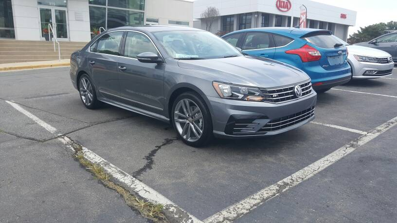 vwvortex 2016 passat r line owners need advice pls Lowered CC brand new r line owner as of today loving it so far haven t had a vw since my 04 jetta vr6 i ll be all over this forum looking for mods everyone keeps