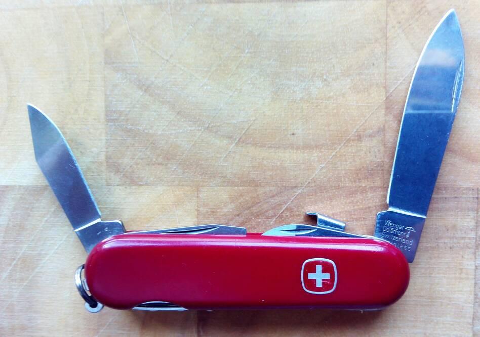 Show Us Your Swiss Army Knife Sak Page 16 Edc