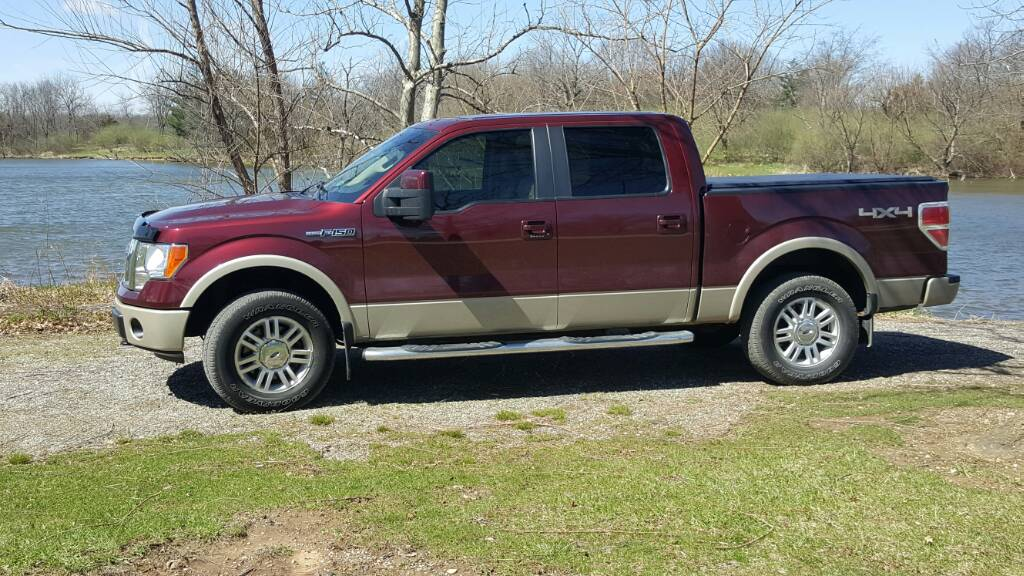 Let S See Pics Of Your 2009 2014 F 150 Ford F150 Forum