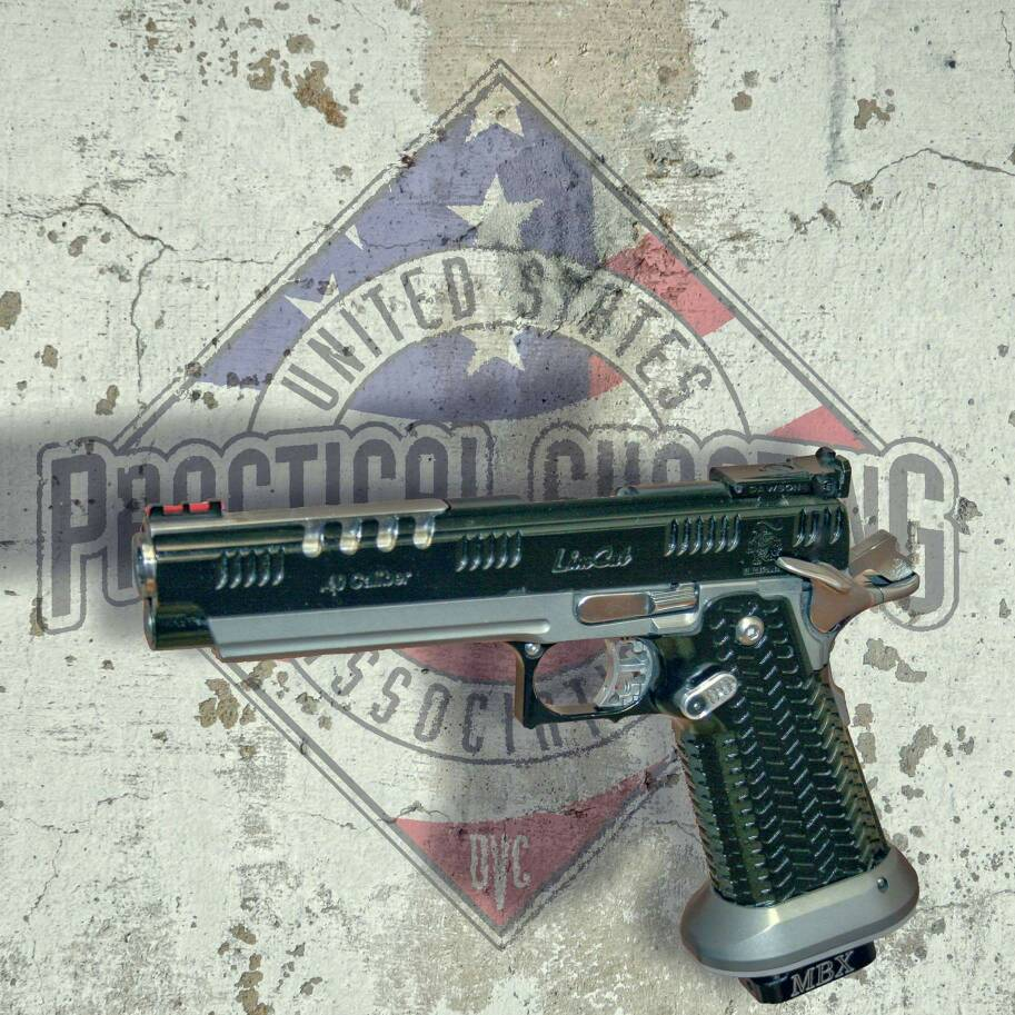 Limcat wildcat or aperio - 1911-style Pistols - Brian Enos's