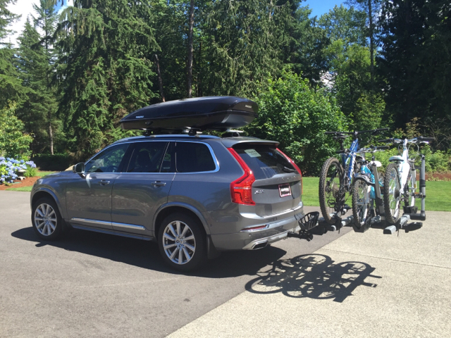 Volvo xc90 bike rack 22 shower door