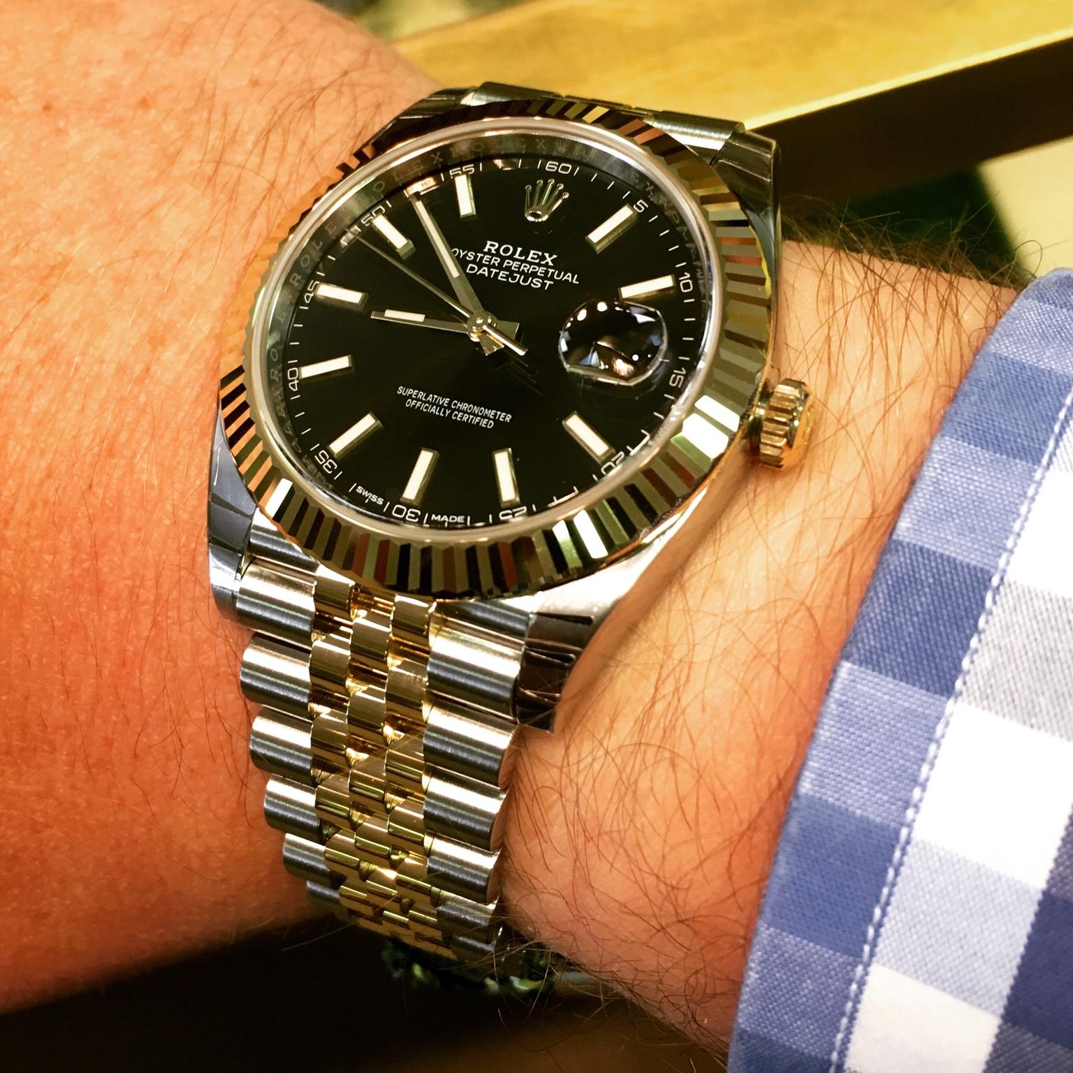 Rolex Datejust 41 Jubilee