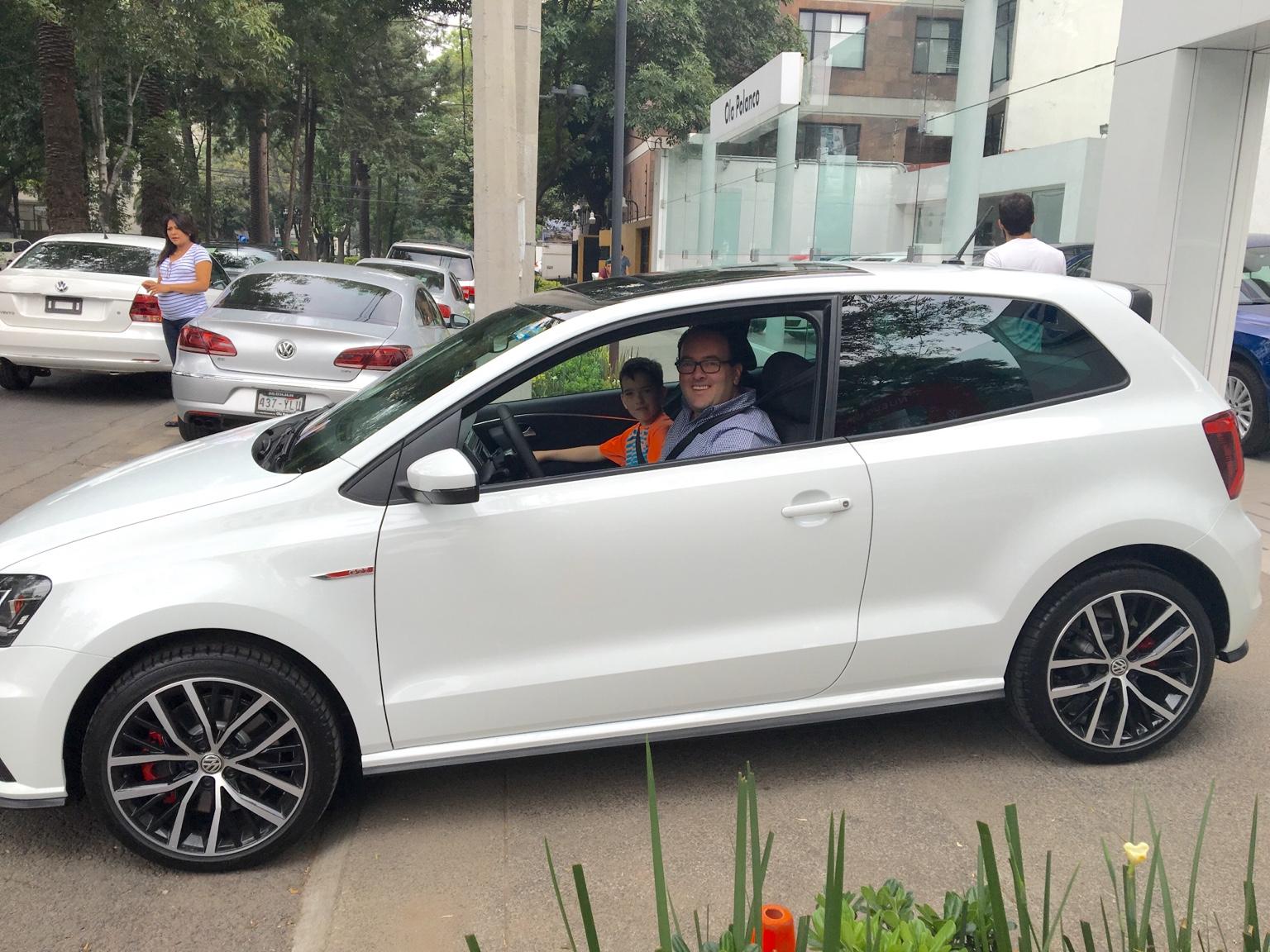 2017 Polo GTI México City - UK-POLOS NET - THE VW Polo Forum