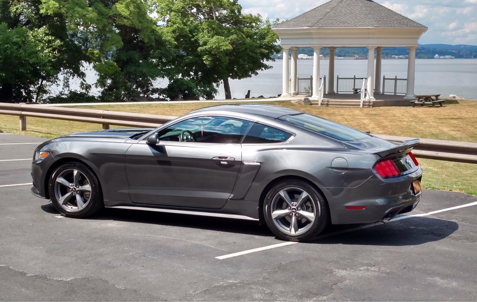 I M New Here 2015 Mustang V6 Mustang Evolution Forum