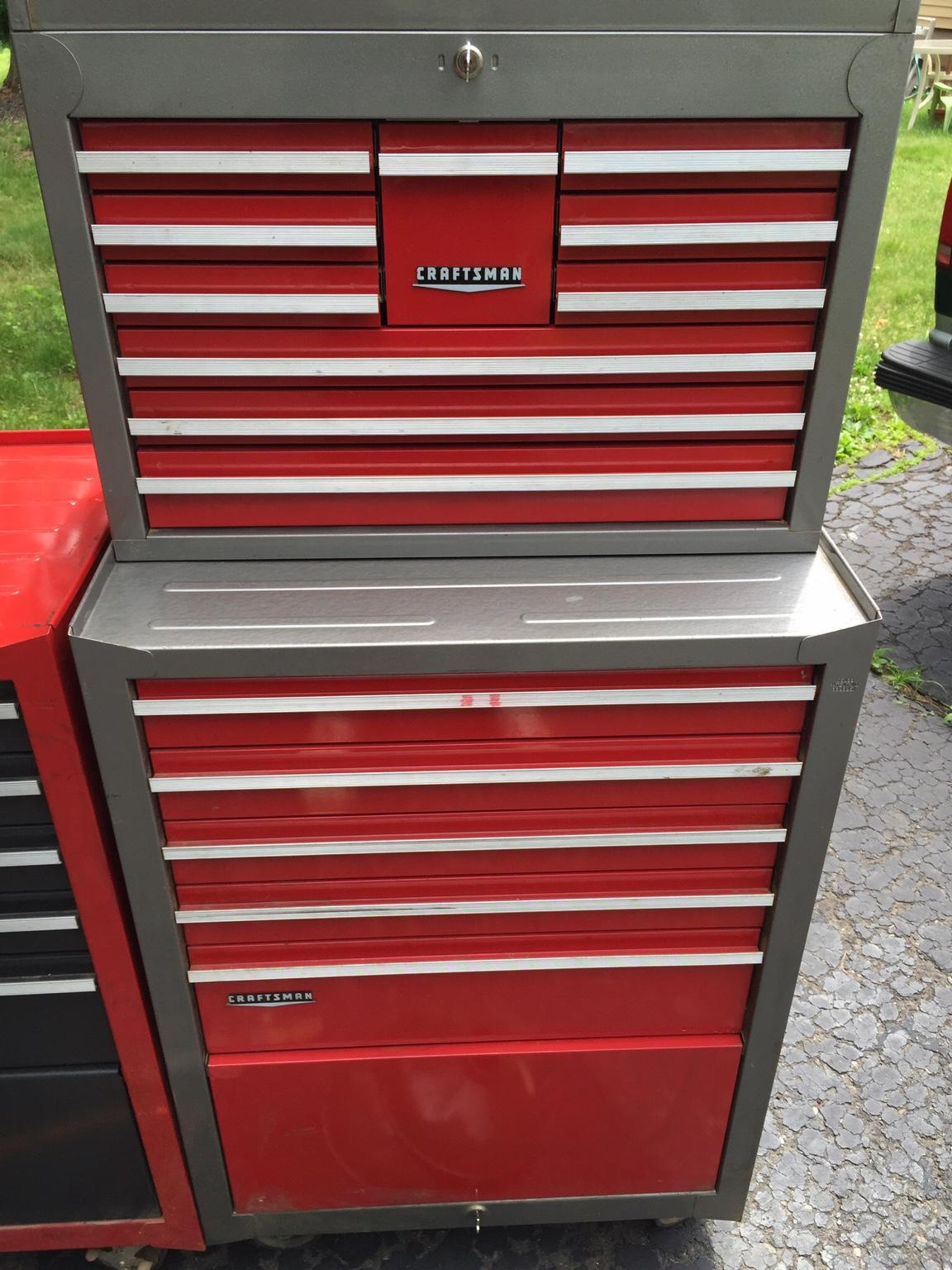 Sears Craftsman Tool Storage Cabinet Designs