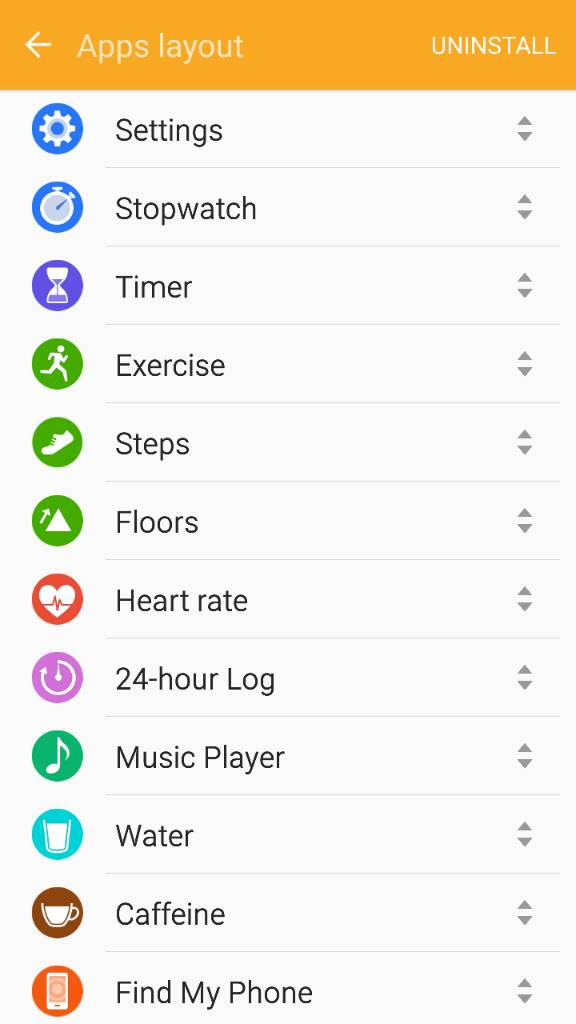 FIT 2] Timer and Stopwatch? - Android Forums at